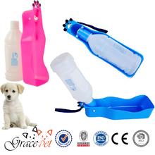 2014 high quality pet drinker water bottle dog feeding bottle