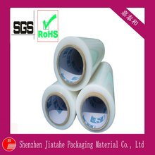 Hot & high wrapping performance lldpe stretch film (ISO 9001 2008&SGS)