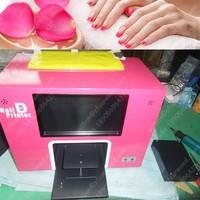 Shop Salon Digital acrylic nail machine printer with computer