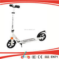 Best seling china adult two wheel scooter with big size