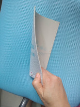 puncture-resistant root PVC waterproof membrane with glass fiber for green roof