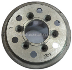 LF175 motorcycle clutch center cover, PRESSURE DISC MOTORCYCLE