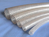 NO Smell clear pvc synthetic fiber reinforced pvc hose