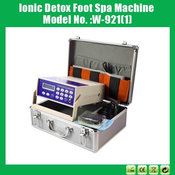 foot bath detox machine