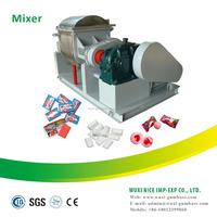 food process machine automatic ball bubble gum mixer