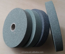 cbn grinding wheel/stone grinding wheel/green silicon carbide grinding wheel