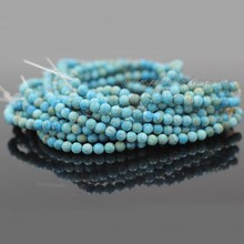 Wholesale Blue Round Beads Ocean Jasper Stone for Sale