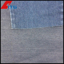Cotton Poly Spandex 78/20/2 10OZ denim fabric 66/7' indigo blue RECYCLED DENIM FABRIC
