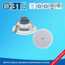 PA System Active Ceiling Speaker ,Commercial Ceiling Speaker,ABS Ceiling speaker/Loudspeaker