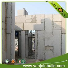 Exterior wall sandwich panel light weight concrete (Top 3 manufacturer)