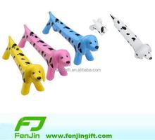 hot sale cut novelty dog shape ball pen