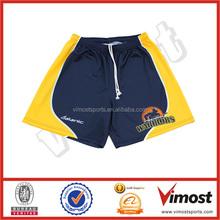 Custom sublimation basketball shorts Team basketball uniform design
