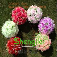 2015 SJ hot sale artificial orchid flower / artificial flowers ball for wedding decoration SJLJ0569