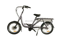 20 inch Cargo Electric Bike with Middle/Front Motor JB-TDN03Z
