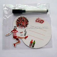 new arrive promotional gift top hot sales Magnet WhiteBoard