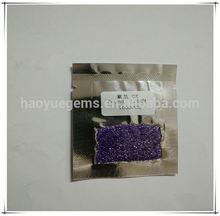 Purplish CZ Synthetic Cubic Zirconia 1mm Round Brilliant Cut Gems cz Wholesale Price