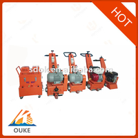 Promotion this month! electric concrete scarifying for wholesales,OKX-250 manual milling machine