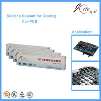 Flameproof Silicone Dip-coating Sealant For Solar Cell
