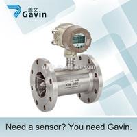 IP65 digital water flow meter 4-20mA