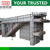 RD cheap concrete aluminum formwork instead plywood formwork system