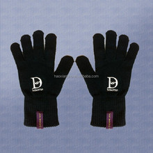warm new design beautiful cheap good quality black magic gloves