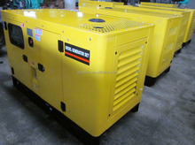 Trade Credit Insurance! 15kva Super Silent diesel generator powered by FAWDE