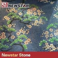 Chinese glass mosaic 5mm mini mosaic tiles