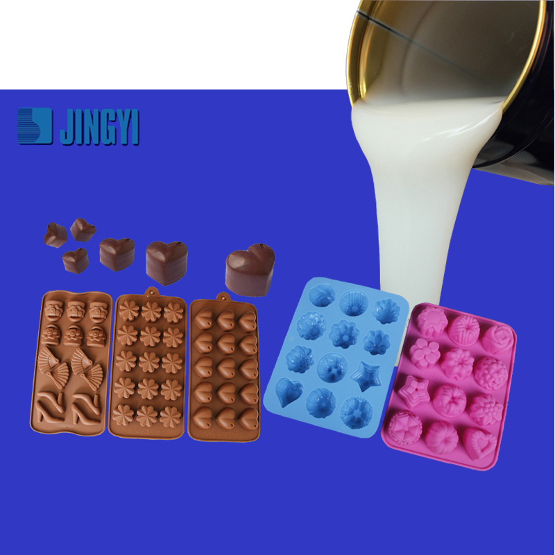caoutchouc de silicone liquide pour moule g teau et le dessert moule autres produits en. Black Bedroom Furniture Sets. Home Design Ideas
