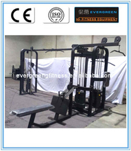 hot sales high quality crossfit equipment / Gym equipment price list / multi 5 station