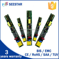 8500000pcs selled wide input 85-320V 18w 240ma T8 LED tube driver pf0.9 led tube driver with OVP (over voltage protection)