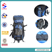 2015 China supplier all-purpose waterproof travel backpack 60L heavy-duty hiking/camping backpack