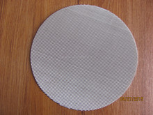 Factory direct sale Stainless steel mesh screen material/ Stainless steel mesh screen food grade