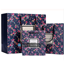 luxury fancy gift paper shopping bag cute paper bag