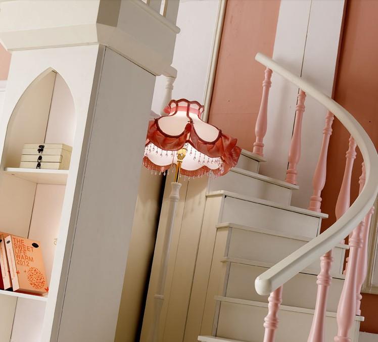 2017 princesse chambre meubles derni re conception royal petit ch teau enfants pour les filles. Black Bedroom Furniture Sets. Home Design Ideas