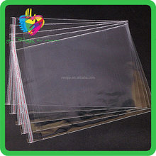Manufacture high quality custom opp bag packing with seal