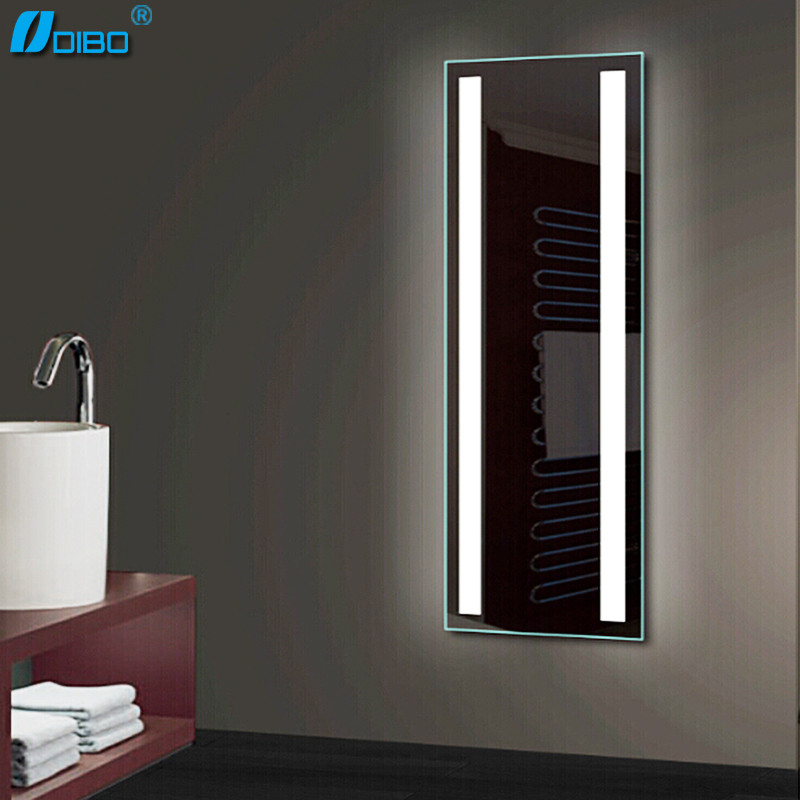 salle de bains moderne led miroir lumineux r tro clair. Black Bedroom Furniture Sets. Home Design Ideas