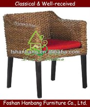 Modern Water Hyacinth Study Chair