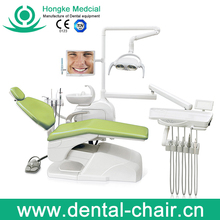Dental chair with dentist stool/ Dental unit manufactured in China