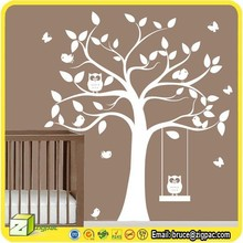 For cheap transparent baby nursery art wallsticker quote custom large bathroom removable owl tree kid vinyl bedroom wall decals