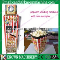 commercial popcorn vending machine /used popcorn machines for sale