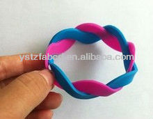 Best price Mix colors silicone bracelets