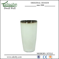 Chinese large decorative floor vases