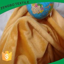 Free sample available fashion 100 polyester sofa fabric for toy
