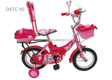 Best Price Superior Quality Cute Girls Kids Bike with Backrest