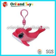 Fashion mini cute plush monkey keychain toy anniversary gift souvenir valentine day gifts