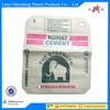 2015 hot sale pp woven laminated 25kg 20kg cement bag pp valve sand bag/