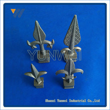 Hot Selling Alibaba Wrought Iron, Forged Parts, Ornamental Forge Pieces