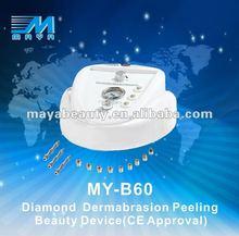 MY-B60 microdermabrasion pen ,diamond dermabrasion machine(CE Approval )