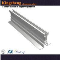 New good hot China import aluminum casement window by customized size