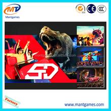 Maximum seats platform 5d cinema with 12seats